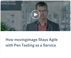 movingimage stays agile with pen testing as a service